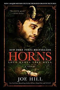 Horns: A Novel by [Joe Hill]