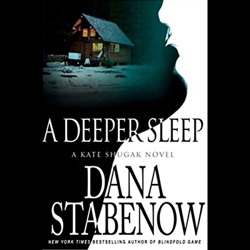 A Deeper Sleep audiobook cover art