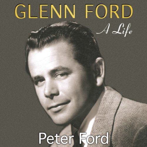 Glenn Ford audiobook cover art