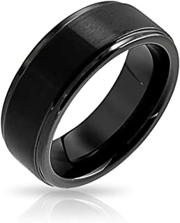 Best engraved titanium wedding bands Reviews