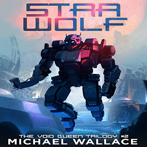 Star Wolf audiobook cover art