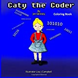 Caty the Coder Coloring Book