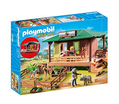 Playmobil Vida Salvaje: Clínica Veterinaria