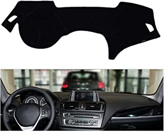MYlnb for BMW 1 Series 2012-2013,Car Dashboard Covers mat Left Hand Drive dashmat pad Dash Cover auto Accessories