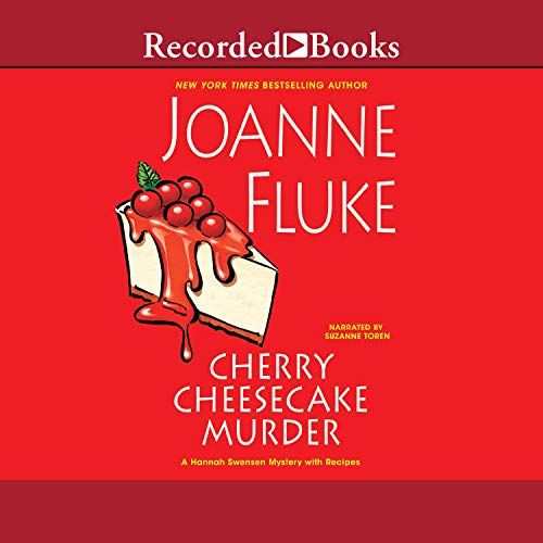 Cherry Cheesecake Murder Audiobook By Joanne Fluke cover art