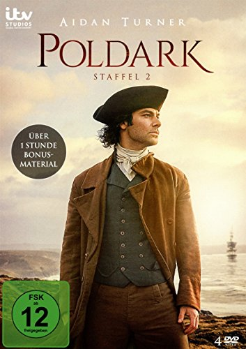 Poldark - Staffel 2 [4 DVDs]