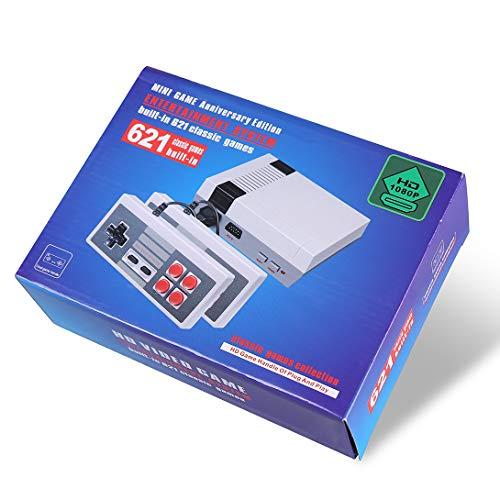 Classic Edition Familie Mini game Konsole mit 621 TV-Videospiel HDMI Schnittstelle