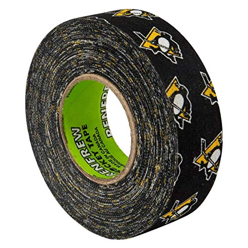 Renfrew PRO Schlägertape 24mm x 18m NHL Team Pittsburgh Penguins - Eishockey - Inlinehockey- Hockey - Tape