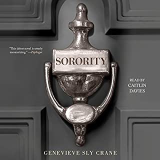 Sorority audiobook cover art