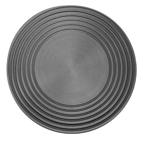 YARNOW Schnelles Auftautablett Wärmeleitungsplatte für Küchengasherde Multifunktionale Aluminium-Auftauplatte Schnelles Auftautablett für Den Topf Schnelles Auftauen für Gefrorenes