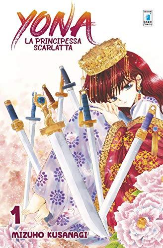 Yona la principessa scarlatta (Vol. 1)