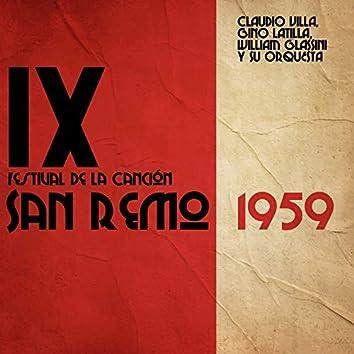 Festival de San Remo 1959