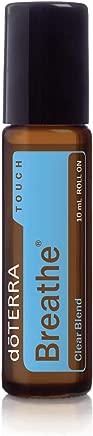 dōTERRA Touch, Breathe, Respiratory Blend, Essential Oil, 10ml Roll On