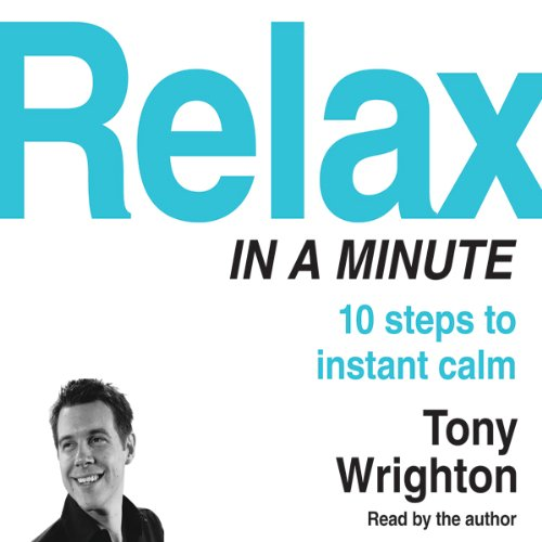 Relax in a Minute cover art