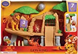 Collect Lion King - Classic Pride Land Play Set, Including 3 x Favourite Figures from The Movie, Approx 50cm x 30cm!
