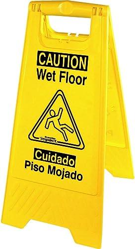 Genuine Joe - 85117 Universal Graphic Wet Floor Sign