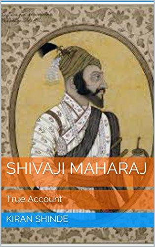 Shivaji Maharaj True Account Ebook Shinde Kiran Amazon In