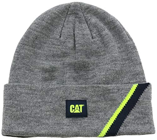 Caterpillar CAT werkkleding Mens Power Contrast Acryl Turnup Beanie