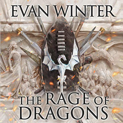 Couverture de The Rage of Dragons
