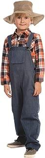 Dress Up America Boys Farmer Costume