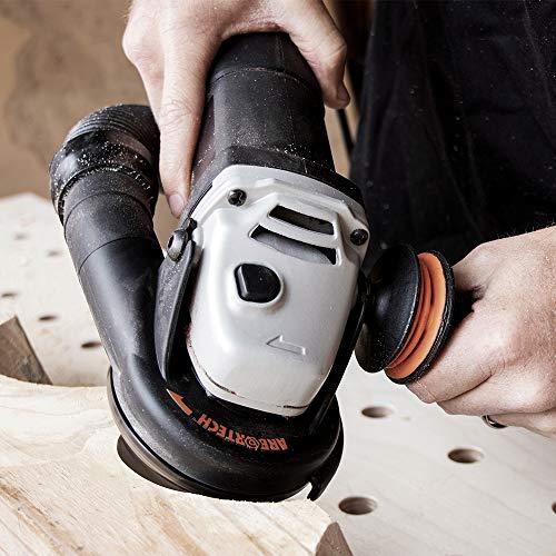 ARBORTECH Power Carving Unit | Winkelschleifer zur Holzbearbeitung mit Drehzahlregelung - 5