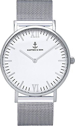 Kapten & Son - -Armbanduhr- CA03A0726D11A
