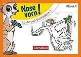 Nase vorn! - Erstlesen - Übungshefte: 1. Schuljahr - Laute und Buchstaben 1: Übungsheft