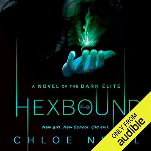 Hexbound audiobook cover art
