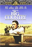 The Big Country by 20th Century Fox【DVD】 [並行輸入品]