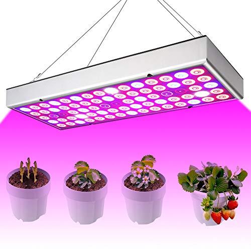 LVJING Grow Lights for Indoor Plants, Full Spectrum...