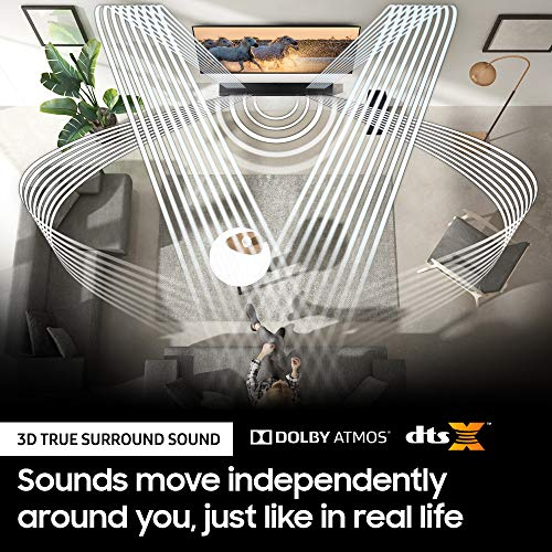 SAMSUNG HW-Q70T 3.1.2ch Soundbar with Dolby Atmos / DTS:X (2020)