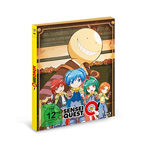 Koro Sensei Quest - Gesamtausgabe - [Blu-ray]