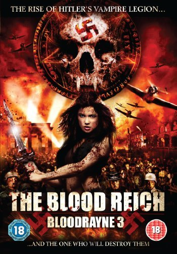 The Blood Reich: Bloodrayne 3 [DVD] by Natassia Malthe