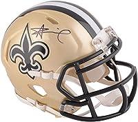 Alvin Kamara New Orleans Saints Autographed Riddell Speed Mini Helmet - Fanatics Authentic Certified