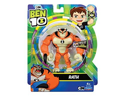 Ben 10- Rath Figura d'azione, Colore Nylon/A, 18.8 x 5.5 x 23 cm, BEN35710