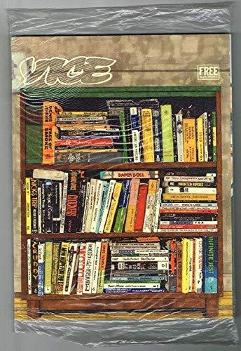 Vice Magazine January 2010 MBox3577/I Bookcase Cov