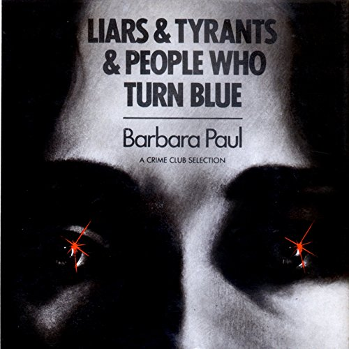 Liars & Tyrants & People Who Turn Blue audiobook cover art