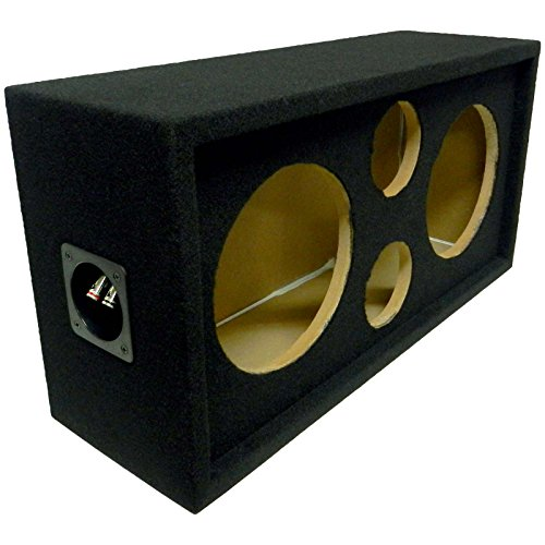 Bass Rockers DJ Speaker Box for The Car, Home, Events and Shows - Fits Two 8