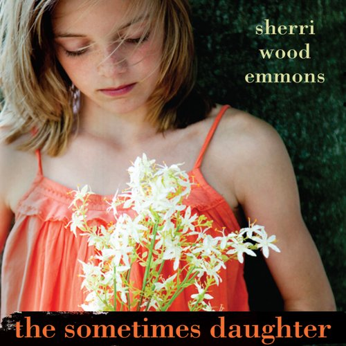 The Sometimes Daughter audiobook cover art