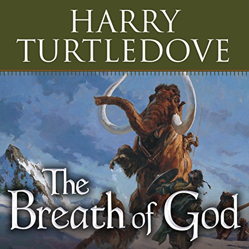 The Breath of God audiobook cover art