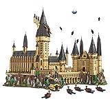YYDE Juguetes de Montaje, Modelo de Bloque de construcción de Castillo de Hogwarts, Harry Potter Hogwarts Castle Kit, Compatible con Lego, Juguetes de construcción