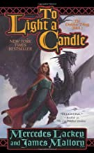 To Light a Candle: The Obsidian Trilogy, Book Two (The Obsidian Mountain Trilogy)