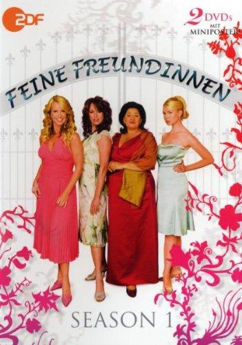 Feine Freundinnen - Season 1 (2 DVDs)