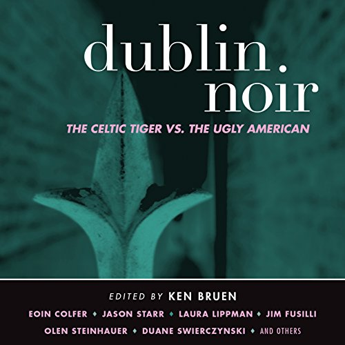 Dublin Noir cover art