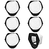 KEYJINIU 6 Pack Dust Cup Filters Replacement for Shark Cordless Hand Vac SV780 SV75Z SV728N SV726N,Compare to Part # XF769, XSB726N