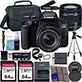 Canon EOS 800D DSLR Camera with 18-55mm is STM...
