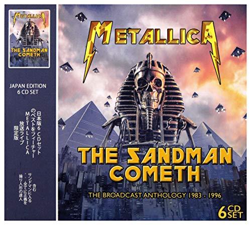 METALLICA - THE SANDMAN COMETH: 6 CD SET