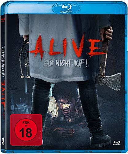 Alive - Gib nicht auf! [Blu-ray]