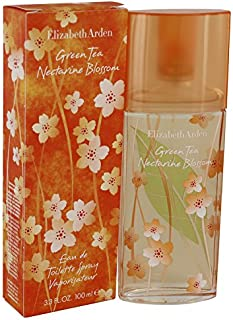 Green Tea Nectarine Blossom by Elizabeth Arden 3.3 oz Eau De Toilette Spray for Women