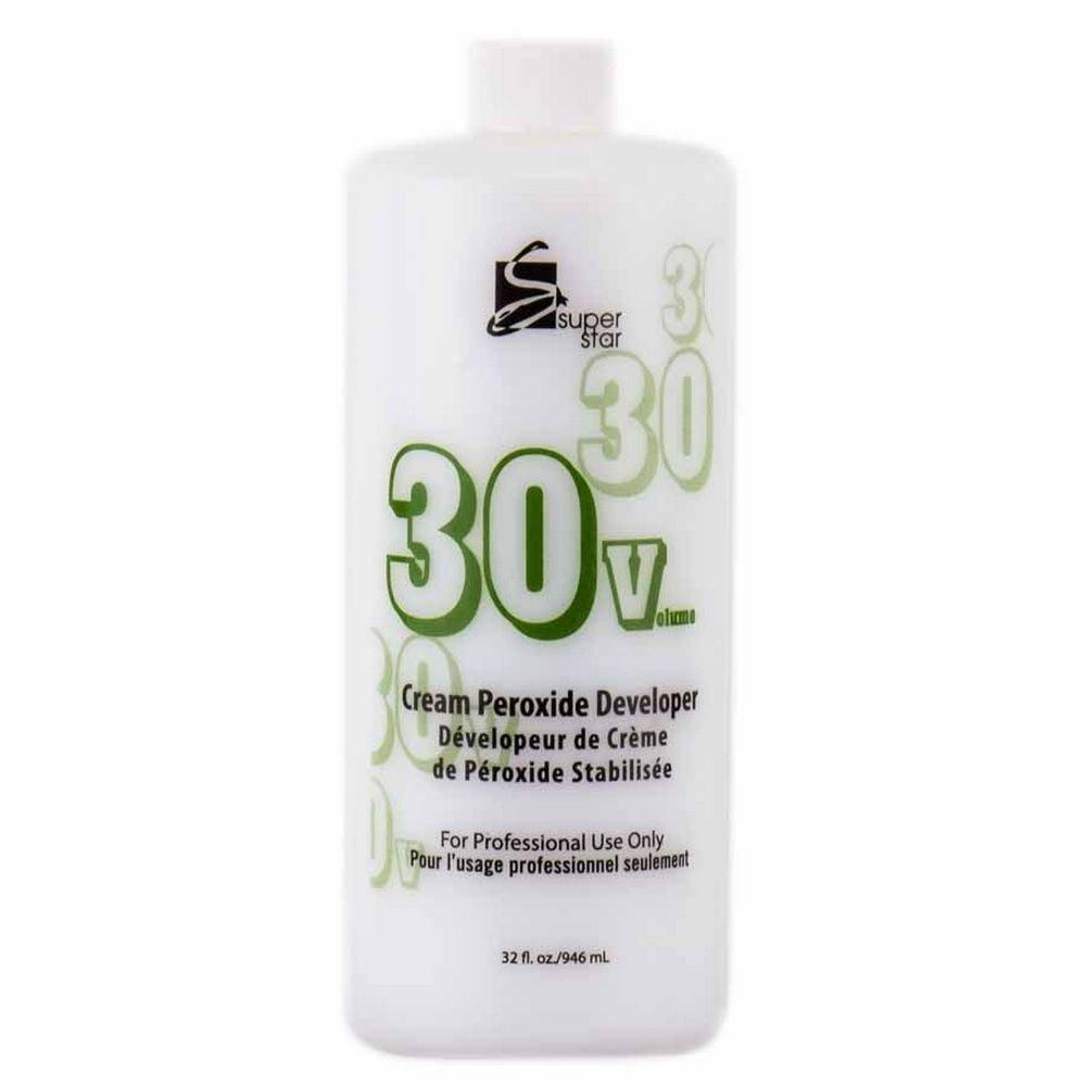 SUPER STAR Stabilized Cream Peroxide HC-50303 Genuine Luxury goods Free Shipping Developer 30V